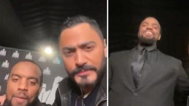 Photo of بالفيديو تامر حسني يوثق فيديو طريف   جريدة الأنباء