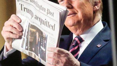 Photo of بالفيديو ترامب في خطاب التبرئة من | جريدة الأنباء