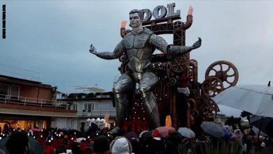Photo of بالفيديو.. تمثال متحرك لكريستيانو رونالدو على شكل روبوت
