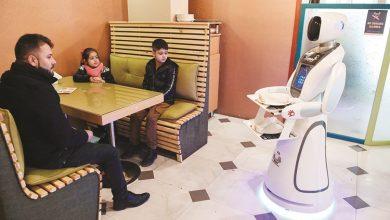 Photo of بالفيديو أول نادلة روبوت في | جريدة الأنباء