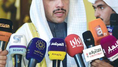 Photo of الغانم جلسة الأربعاء تعاون وإنجاز | جريدة الأنباء