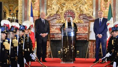 Photo of بالفيديو السفير سليمان فرنسا مستمرة | جريدة الأنباء