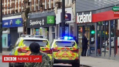 Photo of حادث طعن في لندن والشرطة تقتل منفذ الهجوم بالرصاص