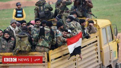 Photo of القتال في سراقب: الجيش السوري يسيطر على المدينة الاستراتيجية بمحافظة إدلب