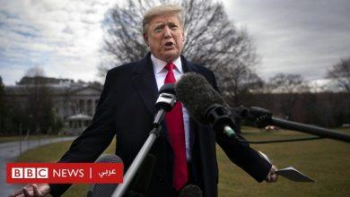 Photo of محاولة عزل ترامب: الرئيس الأمريكي يدافع عن طرد مسؤولين شهدا ضده
