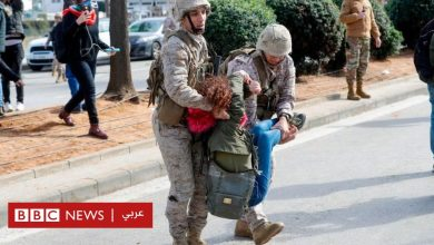 """Photo of مظاهرات لبنان: الحكومة الجديدة بين """"ثقة"""" البرلمان و""""لا ثقة"""" الشارع"""