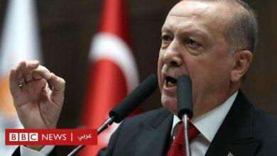 "Photo of الحرب في سوريا: أردوغان يهدد بضرب القوات السورية ""في أي مكان"" إن أصيب تركي بأذى"