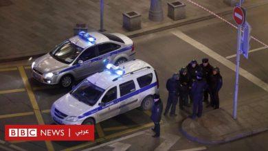 Photo of هجوم بسكين داخل كنيسة في موسكو