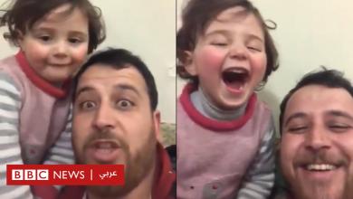 Photo of إدلب: قصة أب حول صوت القذيفة إلى لعبة