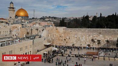 Photo of الأردن يدين خطة إسرائيلية لمد خط قطار سريع إلى القدس الشرقية