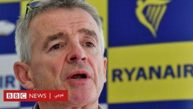Photo of رئيس شركة رايان اير الايرلندية يثير الغضب في بريطانيا بعد مطالبته بتشديد الاجراءات ضد المسلمين في المطارات