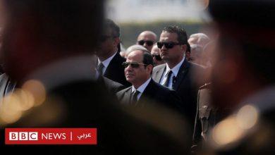 Photo of وفاة حسني مبارك: تشييع جثمان الرئيس المصري السابق في جنازة عسكرية رسمية