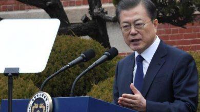 Photo of رئيس كوريا الجنوبية يلغي جولة للإمارات ومصر وتركيا بسبب فيروس ..