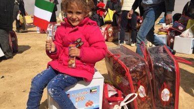 Photo of مؤسسات الكويت تواصل دورها الإنساني بمساعدة اللاجئين بالأردن