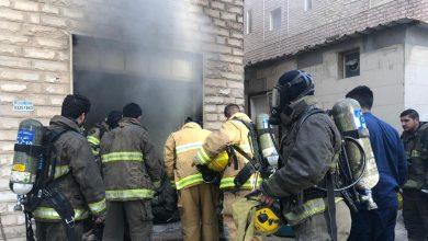Photo of إصابة أشخاص بالاختناق جراء اندلاع حريق منجرة بالفروانية