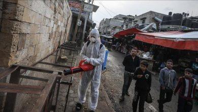 Photo of ارتفاع عدد اصابات فيروس كورونا في فلسطين إلى 104