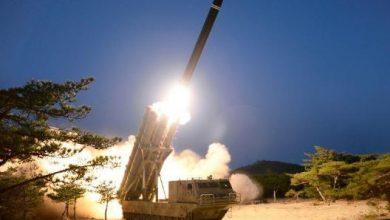 Photo of كوريا الشمالية تختبر بنجاح قاذفات صواريخ متعددة الفوهات