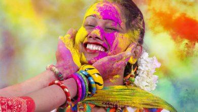 Photo of مهرجان الألوان ينطلق في الهند | جريدة الأنباء