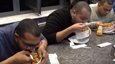 Photo of بالفيديو تحدي وجبة الكشري في مصر | جريدة الأنباء