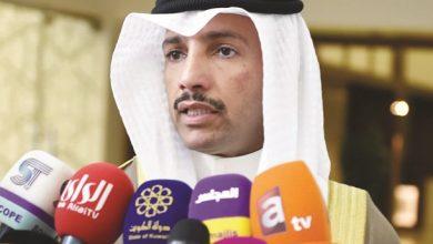 Photo of بالفيديو الغانم قرار وقف الرحلات مع | جريدة الأنباء