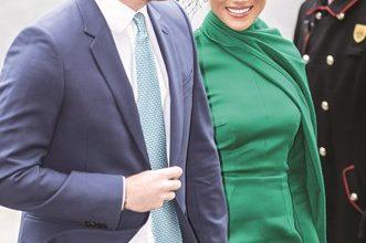 Photo of بالفيديو هاري وميغان يظهران مع | جريدة الأنباء