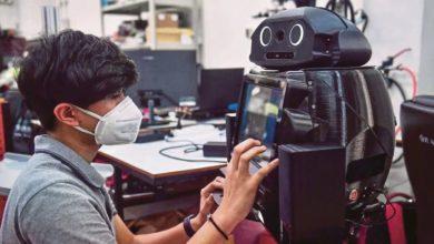 Photo of روبوتات في مستشفيات بانكوك للمساعدة | جريدة الأنباء
