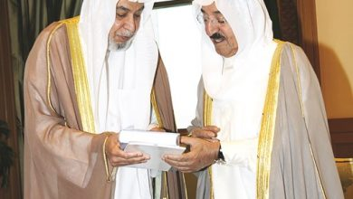 Photo of د خالد المذكور لـ الأنباء التعاون | جريدة الأنباء
