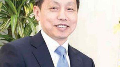 Photo of السفير الصيني لـ الأنباء ڤيروس   جريدة الأنباء