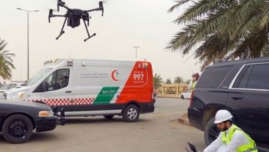 Photo of بالفيديو الدرون تراقب حرارة | جريدة الأنباء