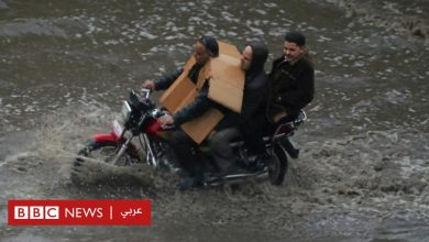 Photo of الطقس في مصر: أمطار غزيرة وعواصف ترابية تتسبب في ثلاث حالات وفاة
