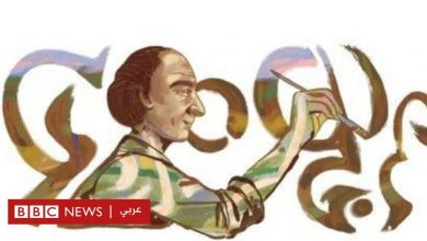 Photo of محمد خدة فنان تشكيلي جزائري احتفى غوغل بذكرى ميلاده
