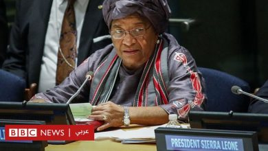 "Photo of فيروس كورونا: دروس نتعلمها من الرئيسة التي حاربت تفشي ""إيبولا"" في بلدها"