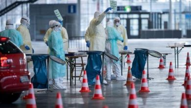 Photo of ألمانيا تسجل إصابة جديدة بكورونا و حالة وفاة أخرى