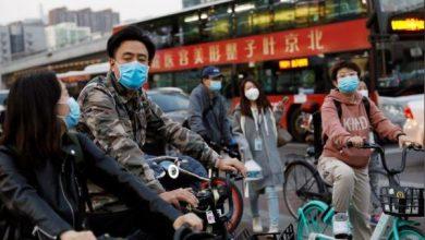 Photo of البر الرئيسي الصيني يسجل 63 حالة إصابة حديدة بكورونا وحالتي وفاة