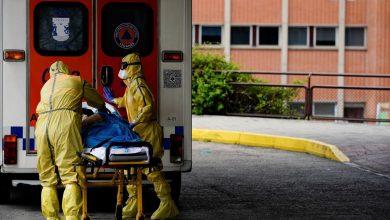 Photo of وباء كورونا يتراجع في إيطاليا ويقفز في بريطانيا
