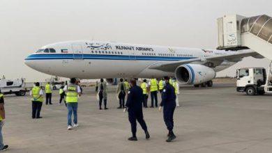 Photo of وصول أول رحلة طيران ضمن عملية إجلاء المواطنين من الخارج قادمة من دبي