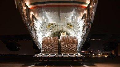 Photo of وزارة الدفاع: وصول طائرة للقوة الجوية الكويتية من الصين محملة بالمعدات الطبية