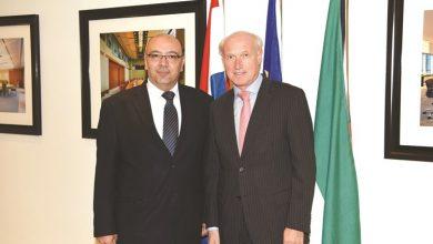 Photo of السفير الهولندي لـ الأنباء الاتحاد   جريدة الأنباء