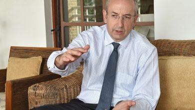 Photo of السفير البريطاني لـ الأنباء 8000   جريدة الأنباء