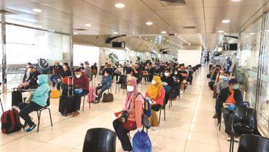 Photo of 468 مقيما غادروا المطار على متن 4 | جريدة الأنباء