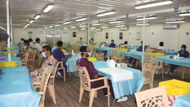 Photo of الدفاع: إنشاء مركز للفحص في قاعدة (عبدالله المبارك) الجوية للمواطنين القادمين من الخارج