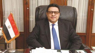 Photo of السفير القوني السفارة المصرية بادرت   جريدة الأنباء
