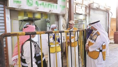 Photo of تعقيم السوق والسلال والحاويات بسوق | جريدة الأنباء