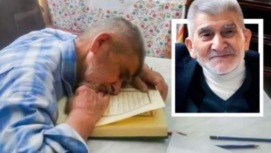 Photo of وفاة (تركي) حافظ لكتاب الله .. وهو يقرأ القرآن في نهار رمضان
