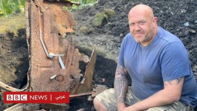 Photo of فيروس كورونا: بريطاني يعثر على سيارة مدفونة في حديقة منزله أثناء الإغلاق