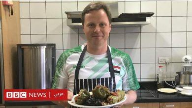 Photo of سفيربريطانيا في بغداد ستيفن هيكي يتحدث عن طبخ الدولمة وحبه للأكلات العراقية
