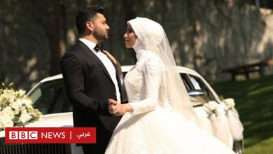 Photo of عروس محجبة في كنيسة تلهي اللبنانيين عن كورونا