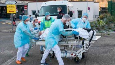 Photo of فرنسا تسجل 306 حالة وفاة بكورونا وارتفاع الاصابات لـ 170 الفا