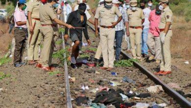 Photo of مقتل 16 عاملًا تحت عجلات قطار في الهند