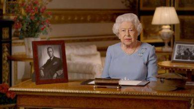 Photo of الملكة إليزابيث الثانية للبريطانيين في عيد النصر لا تستسلموا ل..
